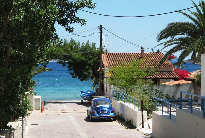 A Glimpse Of The Mediterranean In Tolo Greece Travel Studies 2008